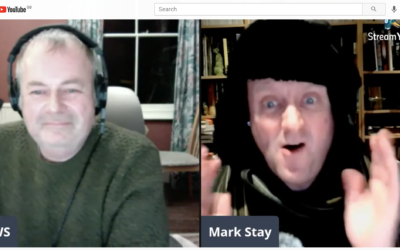 My Chat With Ian W Sainsbury