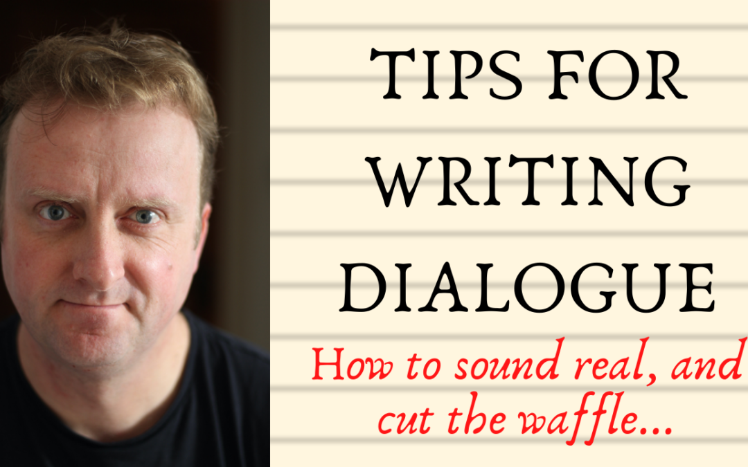 Tips for Writing Dialogue