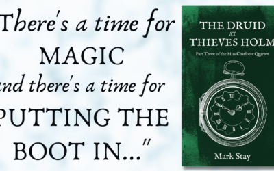 The Druid at Thieves Holm – Free to download now
