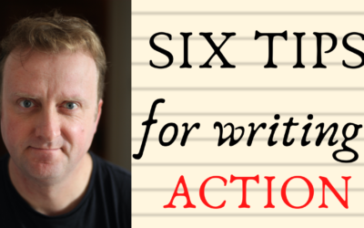 Six Tips for Writing Action