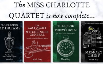 The Miss Charlotte Quartet is Complete