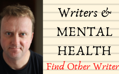 Rambling Thoughts on Writers and Mental Health